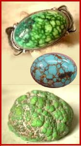 Carico Lake Turquoise - Natural American Turquoise - men's turquoise ring