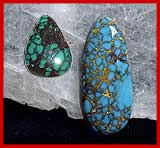 Wow - cannot beat this spiderweb - Red Mtn. Natural spiderweb cabochons