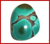 """Marvin Symes"""" Frog Skin Turquoise"""